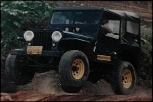 """ Milico ""  -  Jeep Willys Cj3a 1951-10151365_620334774718677_8407714089896621136_n.jpg"