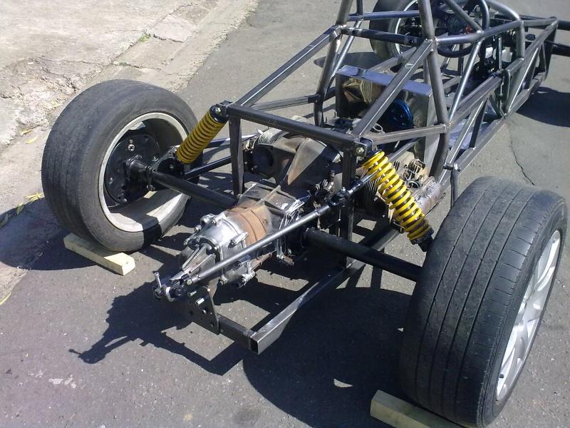 Kart cross com motor de fusca - Página 2