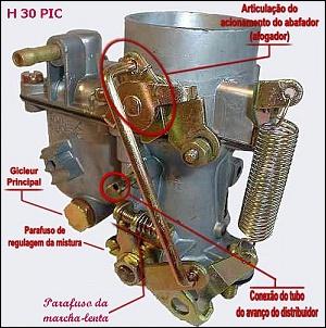 Carburador Solex H 30/31 PIC t para motor boxer VW 1600 (BAJA)-carburador-solex-h-30-pic-002.jpg