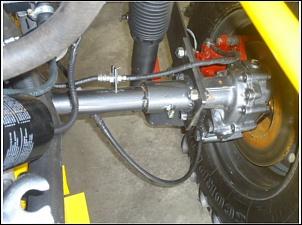 Fusca suspensão traseira com tração por correntes ( muito alto)-gaiola-portal-axles-5-.jpg