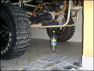 Fusca suspensão traseira com tração por correntes ( muito alto)-gaiola-vw-elevada-3-.jpg