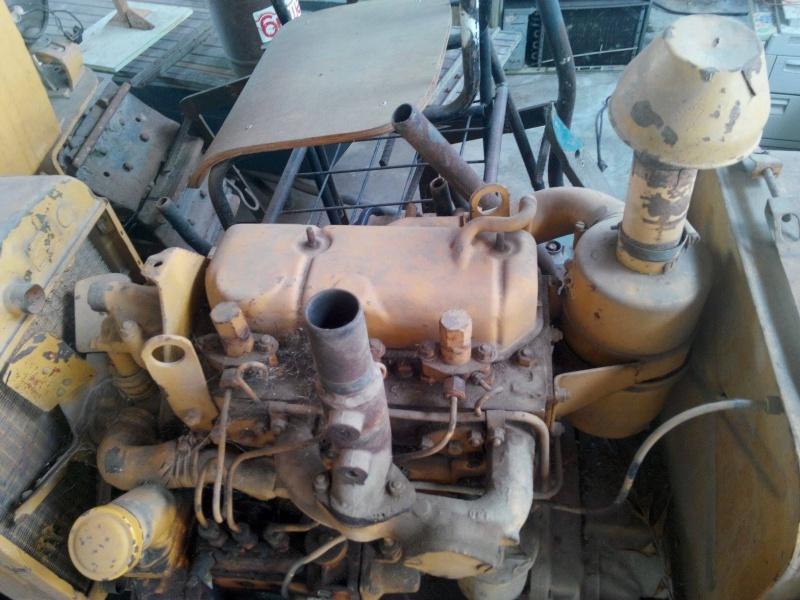 Jeep Wrangler Diesel >> Motor Perkins 3 cilindros 2.4L