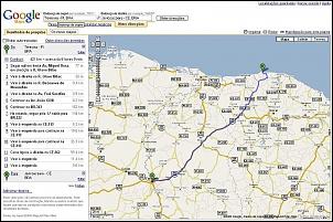 = = Tracklogs p/ GPS - Fortaleza a Jericoacoara = =-teresina_a_jericoacoara_google_maps.jpg