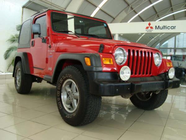 Jeep Wrangler 97/8 Sport - Está caro?????