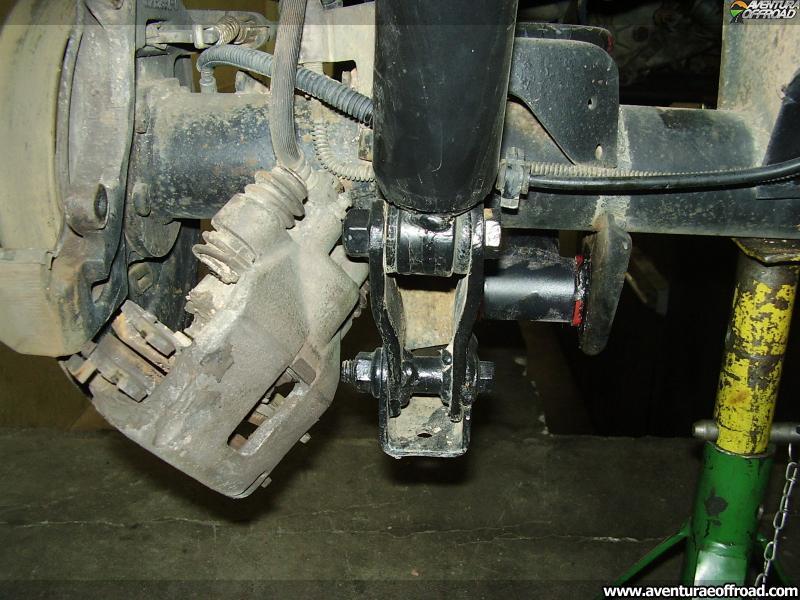 V8 Jeep Wrangler >> Quanto de altura posso erguer uma grand cherokee V8 5.2 ...