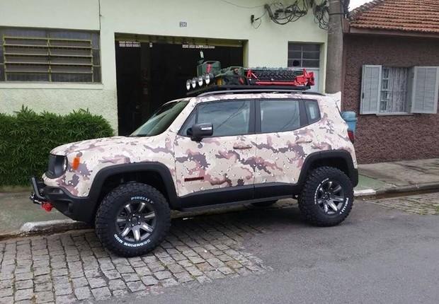 Jeep Renegade vai pegar? - Página 17