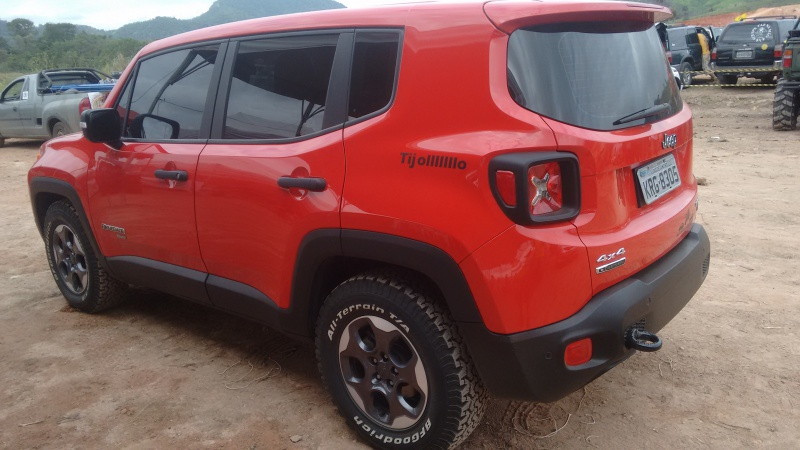 D Jeep Renegade Com Pneus Bfgoodrich Renegade Pneus Maiores on 2000 Jeep Grand Cherokee