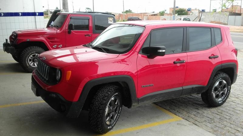 2016 Jeep Wrangler Diesel >> Jeep Renegade com Pneus BFGoodrich - Página 30