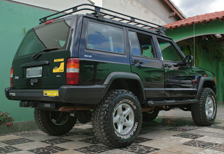 Jeep Wrangler Usado >> Kit lift p/ Cherokee Sport