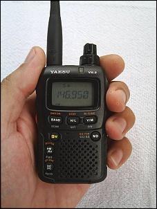 Yaesu VX-2R HT dual band 3W compacto (VHF UHF). Seminovo!-1pic_2775.jpg