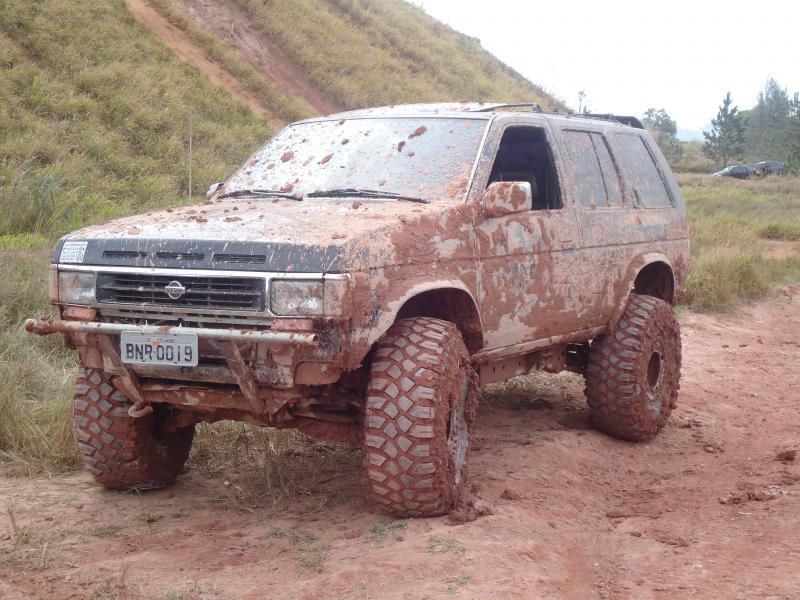 Comprei uma Pathfinder        e gostei muito