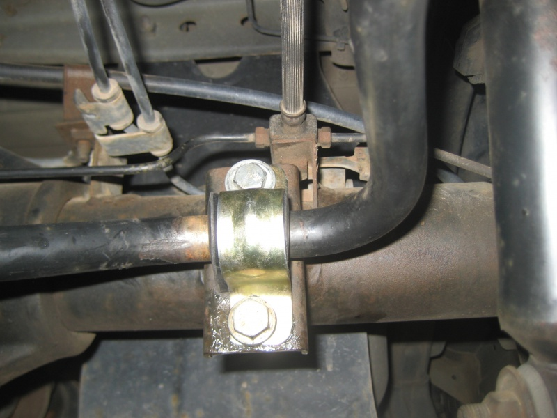 Bucha Da Barra Estabilizadora Traseira Da Xterra P 225 Gina 2