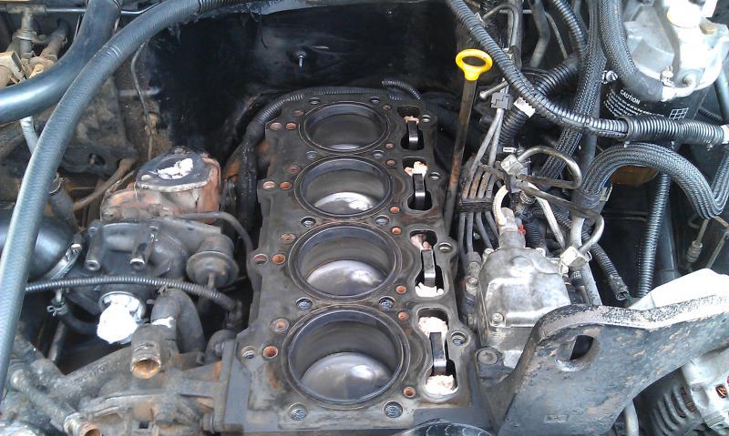 D Retifica E Up Grade Motor Vm Td Dodge Dakota on Doge Dakota