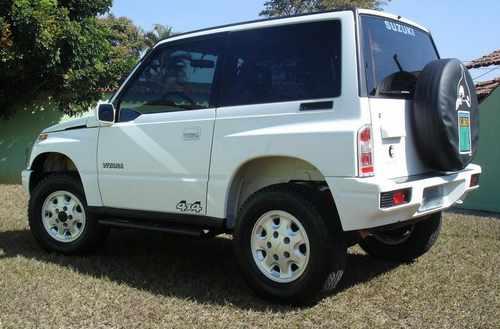 D Grand Vitara V Impressoes Boa Compra on 2005 Suzuki Grand Vitara