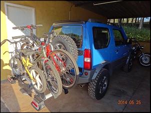 Jimny - Bagageiro, racks e suportes para bicicleta.-jimny-suporte-thule-para-bikes-1.jpg