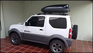 Jimny - Bagageiro, racks e suportes para bicicleta.-img_20160803_172755189.jpg