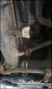"""GV3 2009 - Perfumarias e Lift 1 1/4"""" feito em casa-gv3-v6-3.2-mangueira-saida-radiador.jpg"""