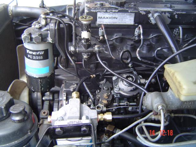 Jeep Wrangler Diesel >> Conexões para Filtro Separador Agua/Diesel