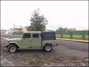 Direção hidráulica+ar condicionado+carroceria com capota de lona (modelo icon FJ43)-dsc01534.jpg