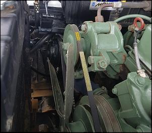 Receita para direção hidraulica Bandeirante com motor Mercedes Benz-polia-bomba-dagua.jpg