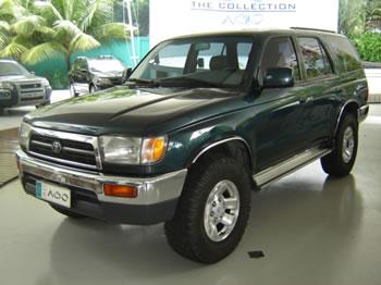 Sw4 97 98 Gasolina