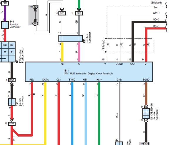 2002 Toyota Sequoia Jbl Stereo Wiring Diagram