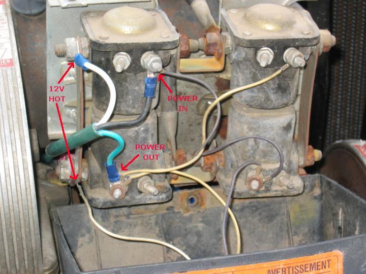 12000 winch motor wiring diagram substituicao dos solenoide do guincho work    12000    por  substituicao dos solenoide do guincho work    12000    por