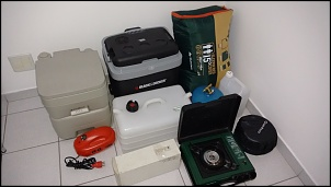 """Tracker Camper - um """"micro-motorhome"""" para expedições e acampamentos-equipamentos.jpg"""