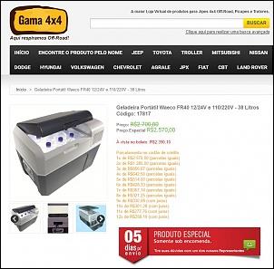 """Tracker Camper - um """"micro-motorhome"""" para expedições e acampamentos-anuncio_gama4x4.jpg"""