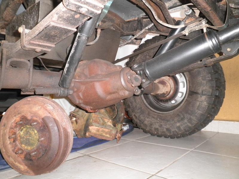 Diferencial De Rural F75 Jeep