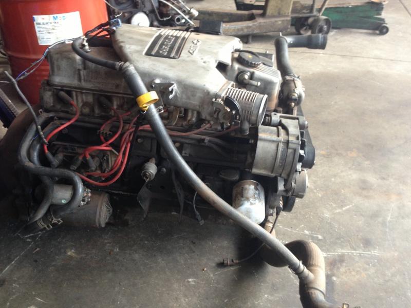 Vende-se motor gm 4.1 silverado 1997 6 cilindros