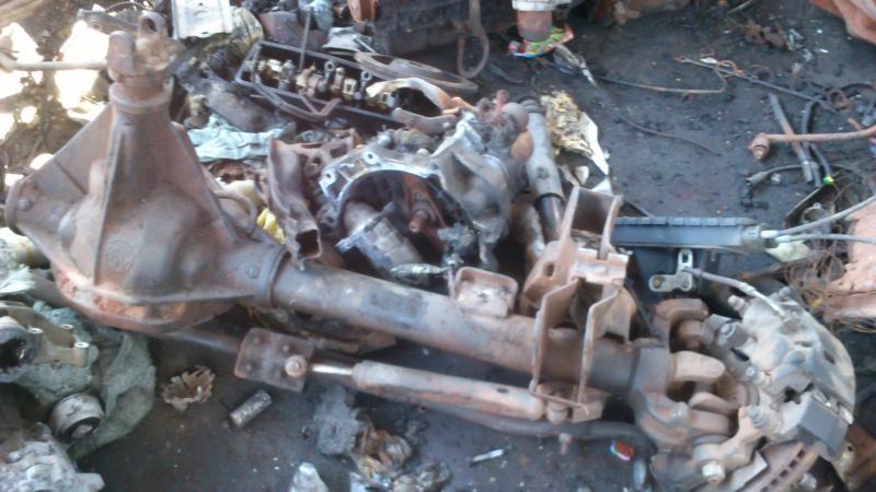 Diferencial Dianteiro E Traseiro Dodge Ram 2500