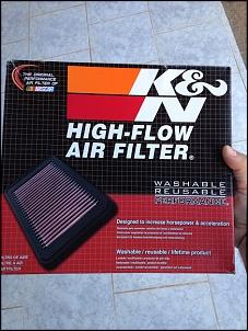 Vende-se Filtro de Ar K&N 33-2106-1 para RANGER, EXPLORER e MAZDA-kn1.jpg