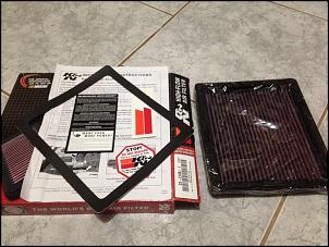 Vende-se Filtro de Ar K&N 33-2106-1 para RANGER, EXPLORER e MAZDA-kn4.jpg