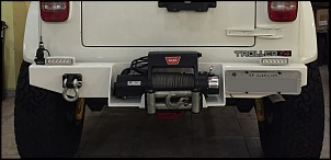 Vendo peças Troller + Maxxis Trepador comp. 37 + Warn Zeon e XD9000I + Modulo Chipado-parachoque-traseiro.jpg