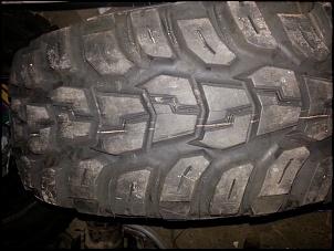 Jogo pneus Marshal Kl71 32x11.5 r15 com 4 mil km.-20160623_193422.jpg