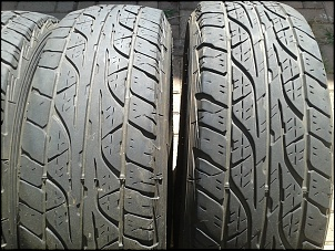 Pneu Dunlop AT3 Grandtrek 225/65R17 102H aro 17-20160515_112812.jpg
