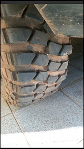 jogo pneu vj900 235/70R16 - usado ótimo estado - cherokee/pajero tr4 etc **BARATO**-pneu-2.jpg