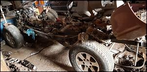 Chassis + Mecânica Completa L200 TRITON 2008 Diesel 4X4 [Barato]-20190725_112421.jpg
