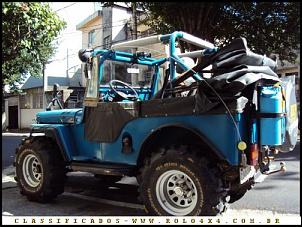 Capota Conversível  Jeep Willys CJ3 ou CJ5 - NOVA!!!-capota-conversivel-jeep-willys-cj3nova.jpg