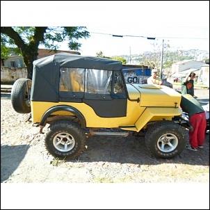 Capota Conversível  Jeep Willys CJ3 ou CJ5 - NOVA!!!-capota_gaucha_cj3_jeep.jpg