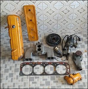 Motor de Opala 4 cc 2.5 Álcool Original - Inteiro ou por partes-capa.jpg