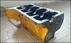Motor de Opala 4 cc 2.5 Álcool Original - Inteiro ou por partes-2.jpg
