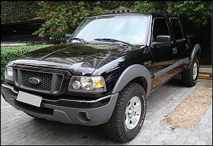 Ford Ranger XLS CD 2.3 16V Gasolina 4X2 Manual 06/07-ranger-dianteira.jpg