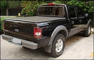 Ford Ranger XLS CD 2.3 16V Gasolina 4X2 Manual 06/07-ranger-traseira.jpg