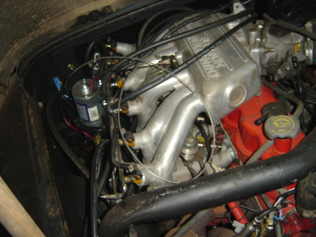 motor ford 4.9 turbo