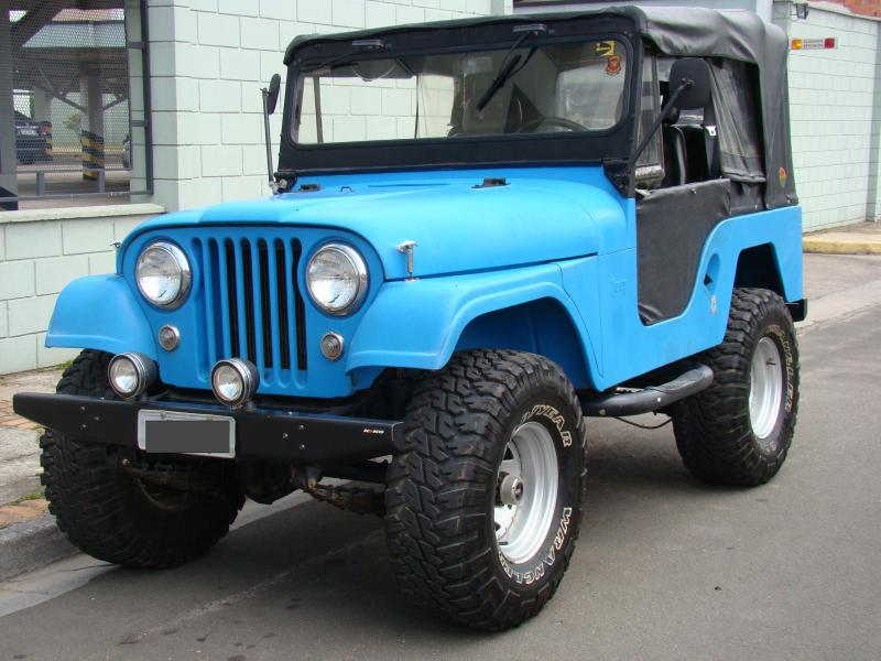 Willys Jeep For Sale >> Vendo Jeep Willys 1963