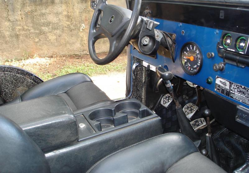Vendo Jeep Willys Cj5 Equipado