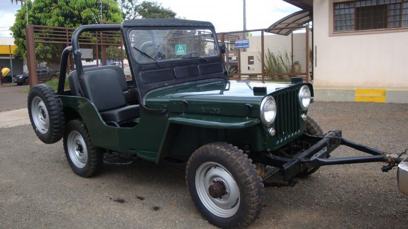 Vendo Jeep Willys 1951 Original