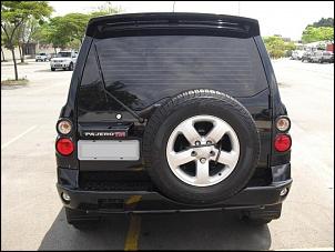 Vendo Pajero TR4 07/08 Flex Automática-cimg0620.jpg